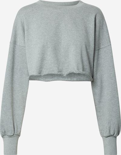 NU-IN ACTIVE Sportsweatshirt in grau, Produktansicht