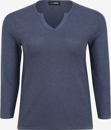 Doris Streich Pullover in Blau