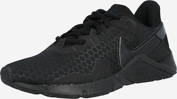 NIKE Športová obuv 'Legend Essential 2' - Čierna