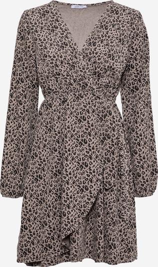 Hailys Kleid 'Ronja' in beige / schwarz, Produktansicht