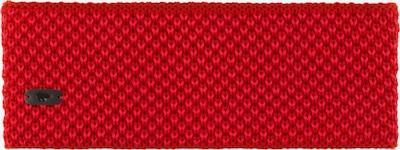 Eisbär Stirnband in rot, Produktansicht