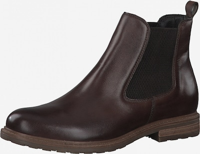 TAMARIS Chelsea Boot in dunkelbraun, Produktansicht