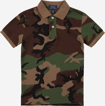 zaļš Polo Ralph Lauren T-Krekls