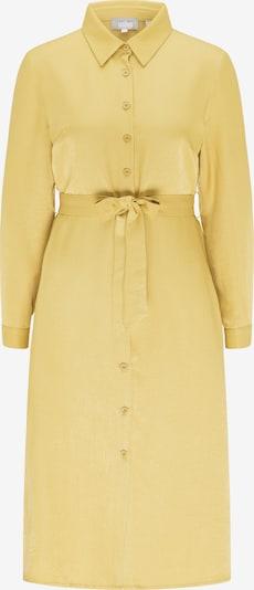 Usha Robe-chemise en jaune, Vue avec produit