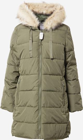 GAP Manteau mi-saison en vert, Vue avec produit