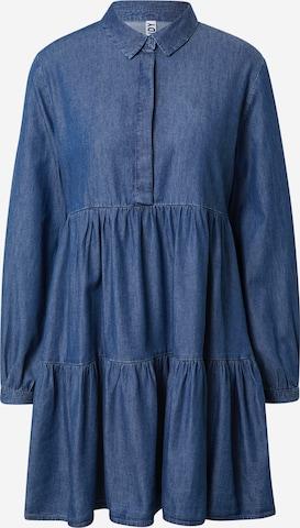 JDY Shirt dress 'BIANKA' in Blue