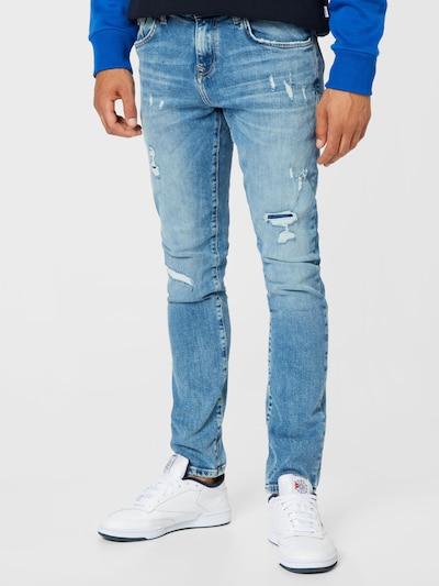 LTB Jeans 'Joshua' in blue denim, Modelansicht