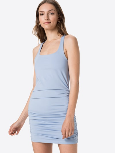 Cotton On Cocktail Dress 'KENNY' in Light blue, View model