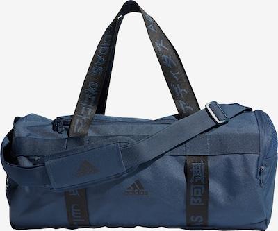 Sportinis krepšys iš ADIDAS PERFORMANCE , spalva - tamsiai mėlyna / juoda, Prekių apžvalga