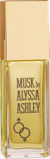 Alyssa Ashley Eau de Toilette 'Musk' in transparent, Produktansicht