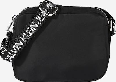 Calvin Klein Jeans Чанта в черно / бяло, Преглед на продукта