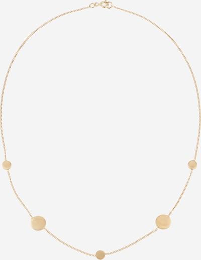 ELLI Łańcuszek 'Geo' w kolorze złotym, Podgląd produktu