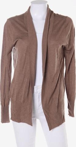 Marella Sweater & Cardigan in XL in Brown