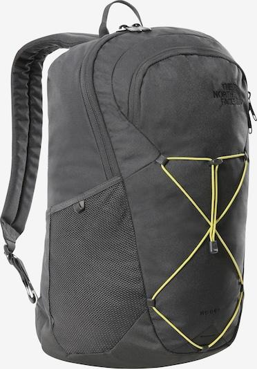 THE NORTH FACE Rucksack 'Rodey' in gelb / dunkelgrau, Produktansicht