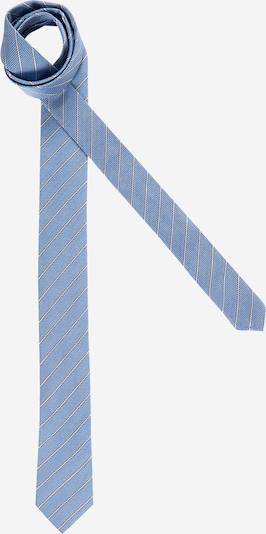 HUGO Krawatte in blau / hellblau / weiß, Produktansicht