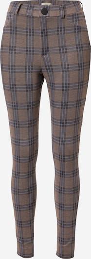 Pantaloni 24COLOURS di colore blu fumo / marrone sfumato / nero, Visualizzazione prodotti