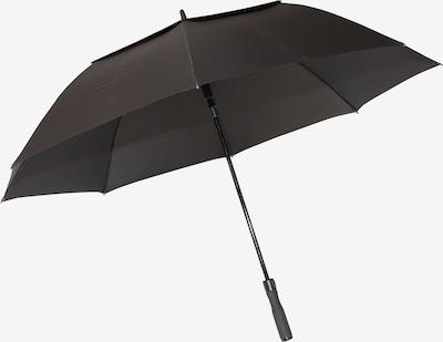 Doppler Regenschirm 'Fiber Golf ' in schwarz, Produktansicht