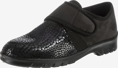 Varomed Schuh in schwarz, Produktansicht
