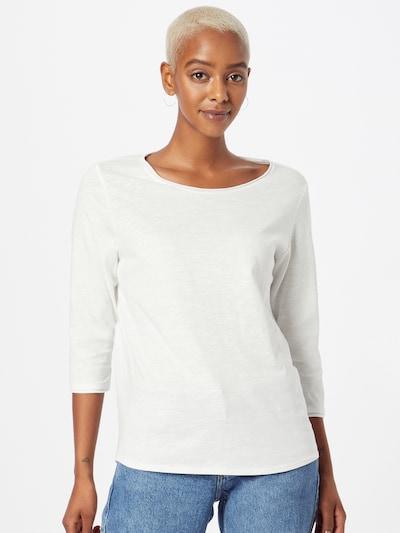 s.Oliver T-shirt i vit: Sedd framifrån
