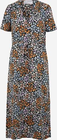 Selected Femme Tall Kleid 'DAMINA' in Schwarz
