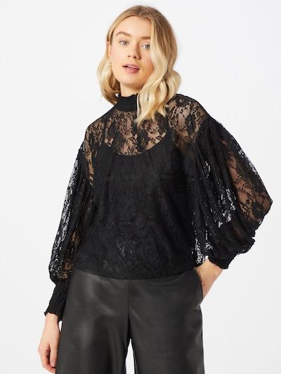 Pimkie Bluza 'Susanne' u crna, Prikaz modela