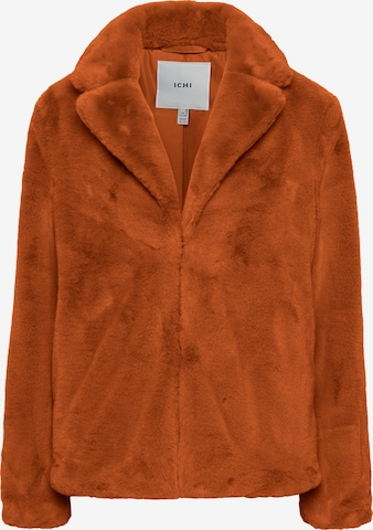 ICHI Between-Season Jacket 'IHSIMPO JA' in Brown