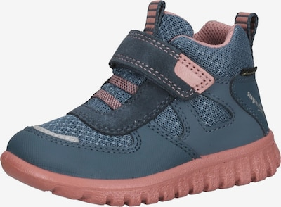 SUPERFIT Sneaker in dunkelblau / rosa, Produktansicht