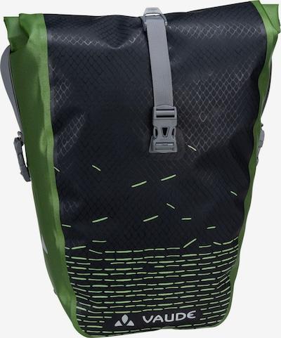 VAUDE Sac de sport en gris / vert / noir, Vue avec produit