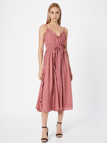 AMY LYNN Dress 'MAISIE' in Pink