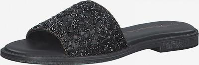 TAMARIS Šľapky - zlatá / čierna, Produkt