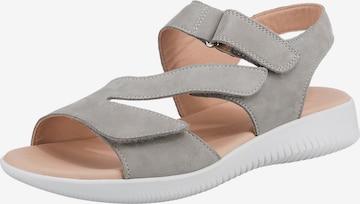 Legero Sandale in Grau