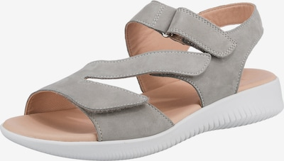 Legero Sandale in hellgrau, Produktansicht