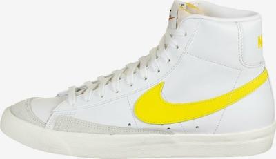 NIKE Sneakers hoog 'Blazer Mid 77 Vintage' in de kleur Wit, Productweergave