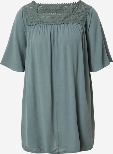 Camicia da donna 'CACLARA' Zizzi di colore verde: Vista frontale