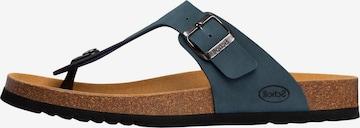 SCHOLL T-Bar Sandals 'Evis 2.0' in Blue