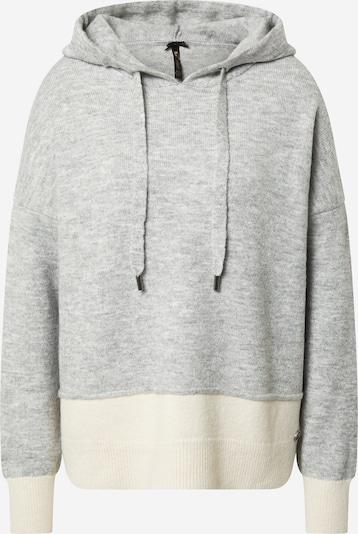 Key Largo Sweter w kolorze nakrapiany szary / białym, Podgląd produktu