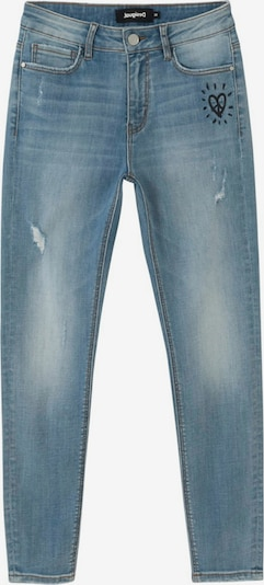 Desigual Jeans 'ALBA' in de kleur Blauw denim, Productweergave