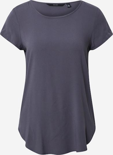 VERO MODA Koszulka 'Becca' w kolorze podpalany niebieskim, Podgląd produktu