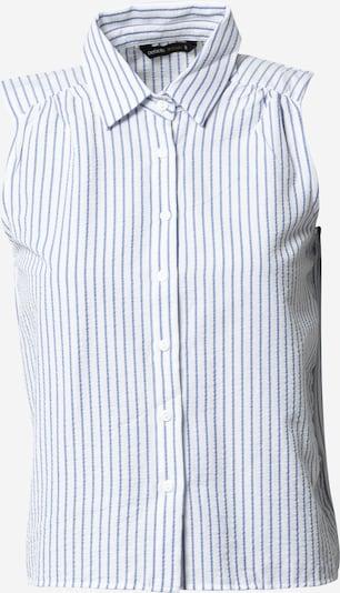 DeFacto Blusa en azul / blanco, Vista del producto