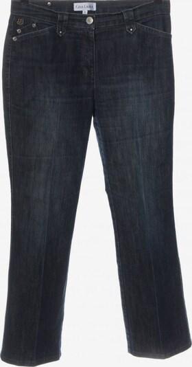 Gina Laura Straight-Leg Jeans in 30-31 in blau, Produktansicht