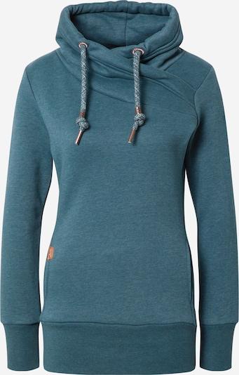 Ragwear Sweatshirt 'NESKA' in petrol, Produktansicht