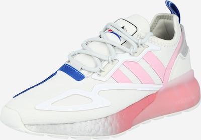 ADIDAS ORIGINALS Sneaker in blau / grau / rosa / weiß, Produktansicht
