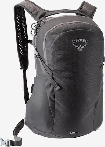 Osprey Sports Backpack in Black