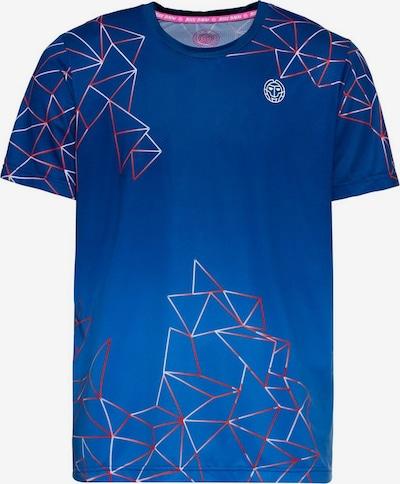 BIDI BADU T-Shirt 'Jarol Tech' in dunkelblau, Produktansicht