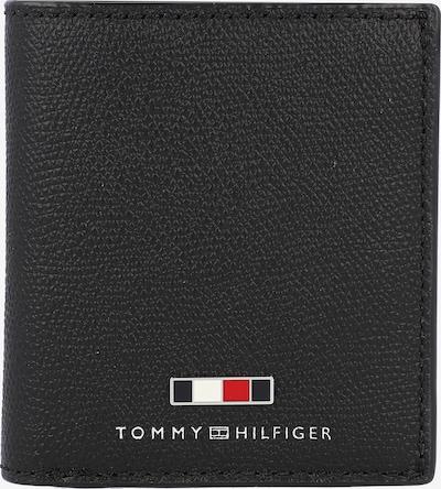 TOMMY HILFIGER Portemonnee in de kleur Navy / Rood / Zwart / Wit, Productweergave