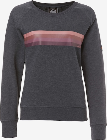 Lakeville Mountain Sweatshirt in Grey