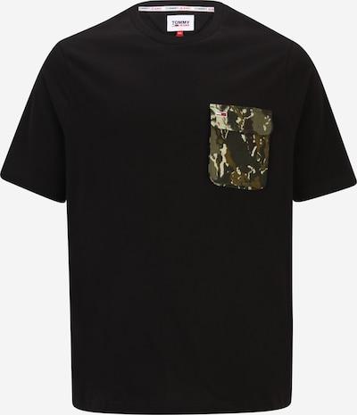 Tommy Jeans Plus Särk khaki / oliiv / pastellroheline / tumeroheline / must, Tootevaade