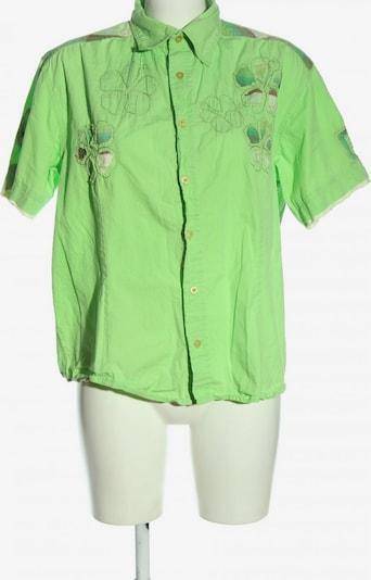CHIEMSEE Kurzarmhemd in L in grün, Produktansicht