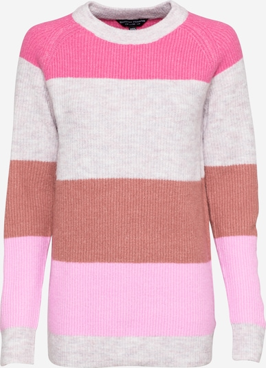 Dorothy Perkins Pull-over en gris clair / homard / rose / rose, Vue avec produit