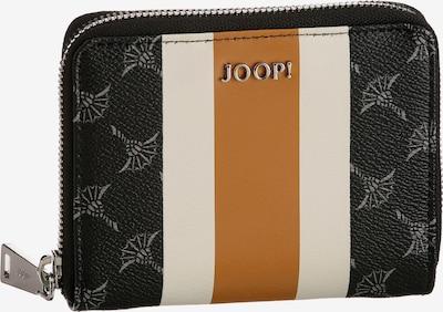 JOOP! Portemonnaie in braun / apfel / schwarz / weiß, Produktansicht